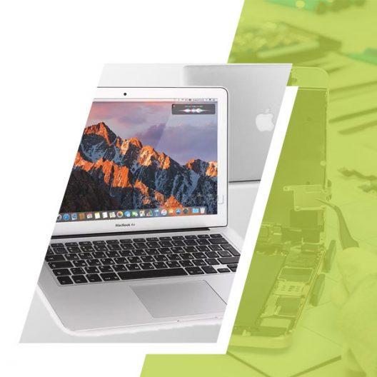 Топ-5 неисправностей Macbook