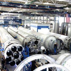 SpaceX построят новый ракетно-космический завод и исследовательский центр