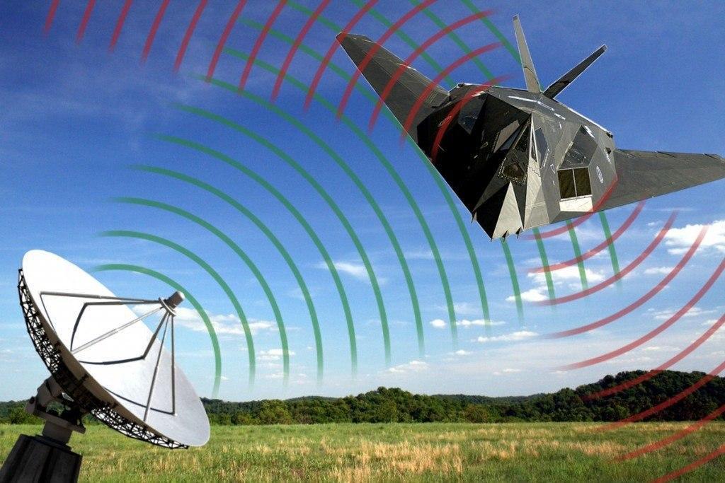 Почему самолёты-невидимки не отражаются на экранах радаров