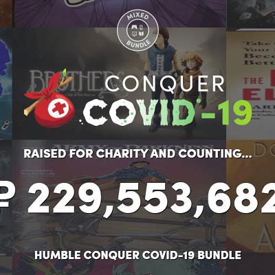 Все продажи нового Humble Bundle будут направлены на борьбу с коронавирусом