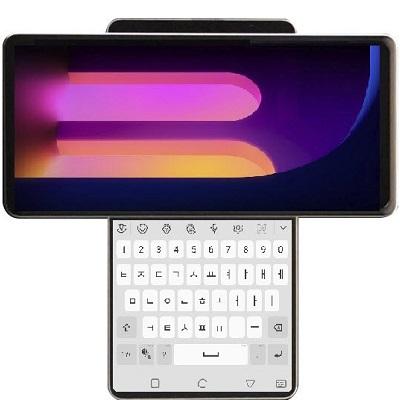 LG работают над новым смартфоном с вращающимся экраном