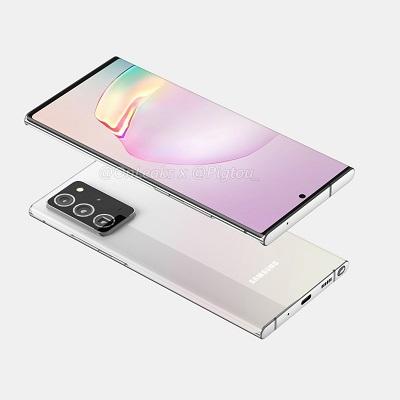 В сети появились первые изображения Galaxy Note 20+