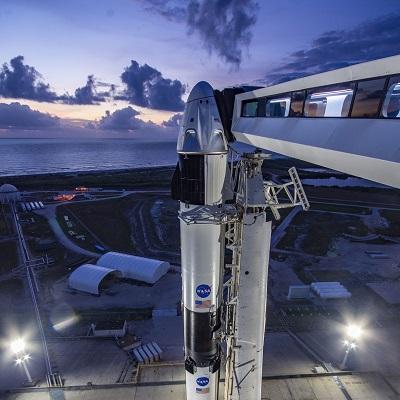 NASA и SpaceX готовятся к историческому полету с экипажем 27 мая