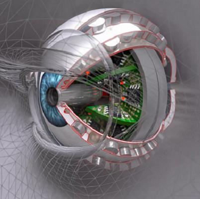 Ученые создали бионический глаз, который превосходит человеческий
