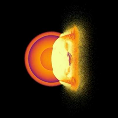 3D-симуляция показала, как происходит столкновение космических объектов