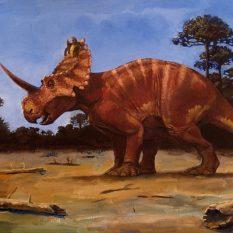 Ученые диагностировали рак у динозавра