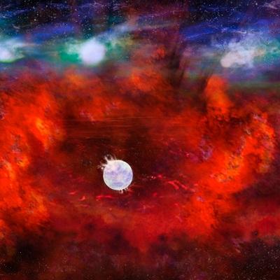 Астрономы нашли пропавшую нейтронную звезду в остатках сверхновой