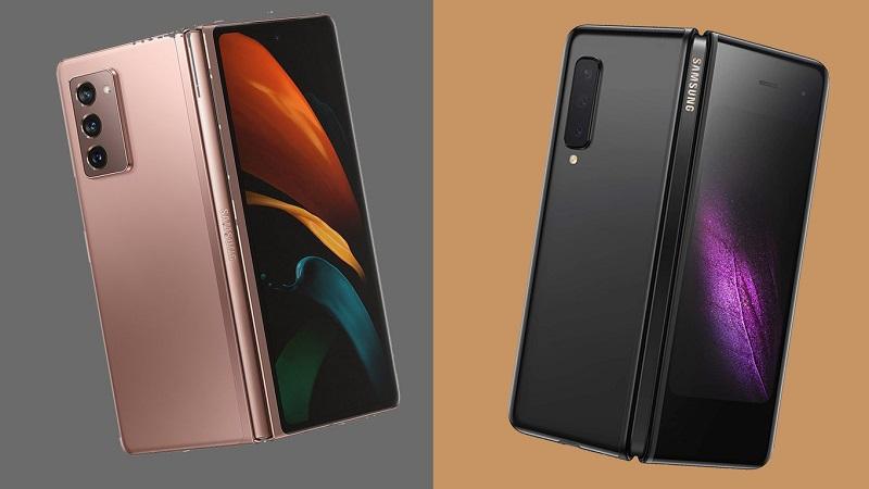Galaxy Z Fold 2 против оригинального Galaxy Fold: сравниваем складные телефоны