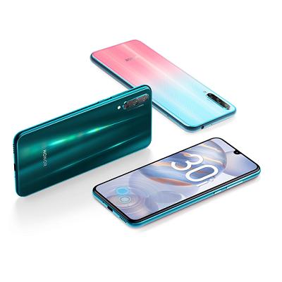 Honor представил новый бюджетный смартфон 30i с мощной батареей и тройной камерой