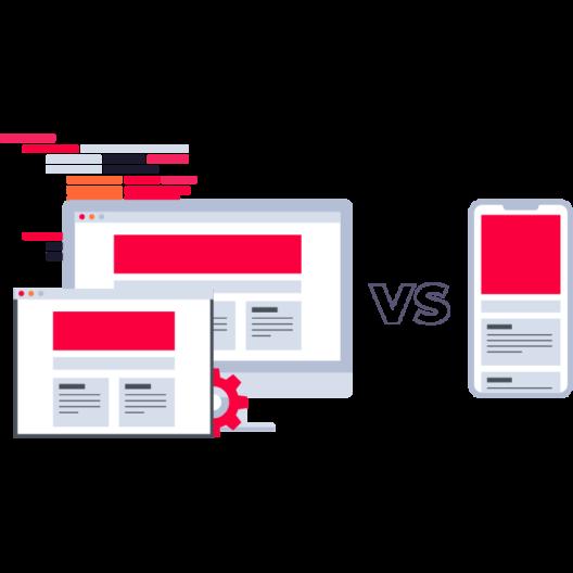 Адаптивная вёрстка vs мобильное приложение для корпоративных и B2B-приложений