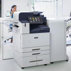 VersaLink C405 — одно из топовых лазерных МФУ для малых и средних офисов