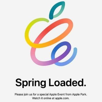 Презентация Apple: цветные iMac, iPad Pro, Apple TV и трекер AirTag