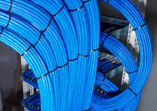 Стяжки кабелей