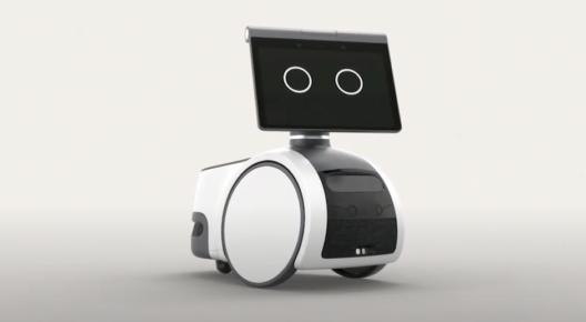 Amazon представила домашнего робота Astro