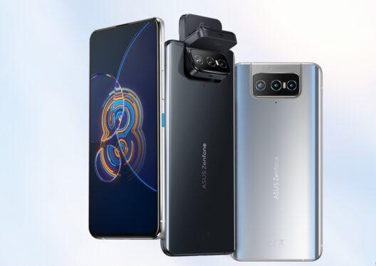 Asus приглашает желающих участвовать в тестировании Android 12 для Zenfone 8