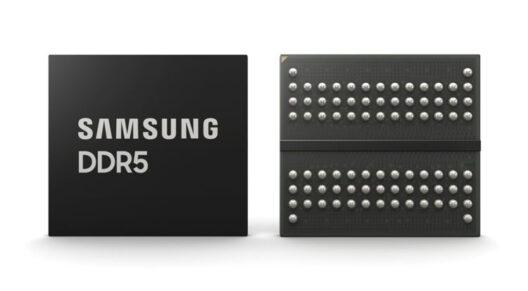 Компания Samsung объявила о начале производства новой оперативной памяти DDR5